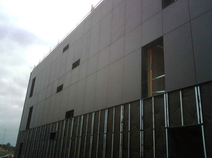 Las fachadas ventiladas